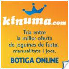 Juguetes de Madera Kinuma