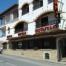 façana del hostal i restaurant