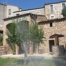 Foto des del jardi de Cal Teixidor. Casa de poble totalment reformada amb molt de gust i amb tota mena de detalls. Visiti'ns a www.calteixidor.com.
