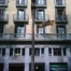 Hotel Fornos, façana