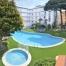vista de la terrassa piscina