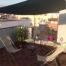 Terraça de 100m2 amb vistes de la nostre ciutat.