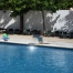 Camping ter a l´estartit amb piscina bar i supermercat lidl al costa.  1 km de la platja, animació infantil.