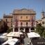 Dimecres de mercat a Sant Celoni, abans de la final de la champions.
