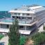 Hotel Sirius situat al Passeig Marítim de Santa Susanna, a 150 metres de la platja.