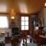 Menjador sala d'estar amb llar de foc