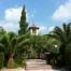Restaurant a la natura    Complex gastronòmic situat en una masia catalana de finals del segle XIX dins d'un parc natural de 10 hectàrees dotat d'una extraordinària massa arbòria i exòtica, fent referència a la seva alzina mil • lenària (s.XVIII), catalogada com una de les tres més grans de Catalu