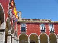 Fotografia de l'ajuntament de Castelló d'Empúries