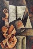 Pintura de E. Amills,  que l'any 2007,  va ser estampada en un segell del tipus 'A' (d'autoritzat per correu postal)  per la F.N.M.T.  Esteve Amills
