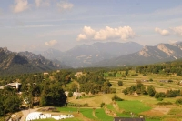 Borredà i un entorn magnífic