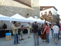 Fira de Formatge Artesà de Catalunya. Diada 2011. Borredà.