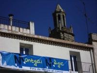 Festa de la màgia a Montgai - Lleida al 1º cap de setmana d'octubre no es pot deixar de véurel-la molt distreta us la recomano per grans i petits.