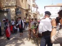 festa dels morcaires a Montgai a finals d'abril