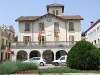 Edifici de l'Ajuntament a La Torre Lligé