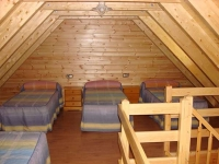 Interior bungalow tipus D.