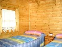 Habitació doble a un bungalow tipus B.