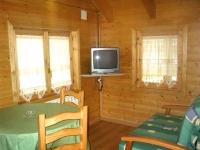 Interior bungalow tipus A.