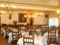 Restaurant del càmping.