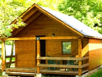 Exterior bungalow tipus C.