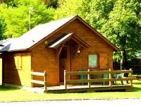 Exterior bungalow tipus B.