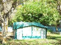 Zona d'acampada.