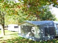 Zona d'acampada