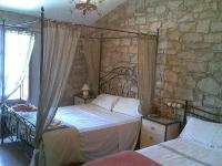 Aquesta foto és de una de les habitacions de la casa. N'hi ha 4.