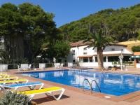 Piscina Hotel La Masia de l'Estartit
