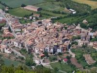 el poble Vilanova de Meia