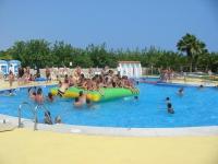 Piscina Camping Creixell Beach Resort