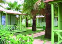 Zona bungalows 4 y 6 personas