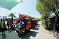 Dia infantil en Camping Creixell Beach Resort