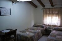 Habitacio dos llits