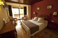 Habitació doble comfort de l'hotel La Morera