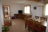 sala d'estar allotjament