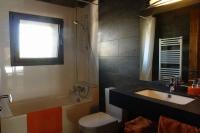 El bany de les habitacions dobles