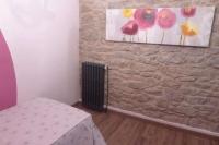 Una de les habitacions de la casa