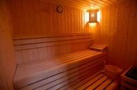 La sauna de la casa