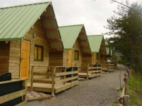 Bungalows del Camping Vall de Ribes