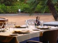 Restaurant Violeta de Caldes.
