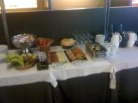 Esmorzar tipus buffet