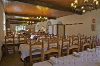 El restaurant, menjador de carta.