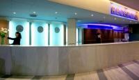Recepció Aqua Hotel Aquamarina