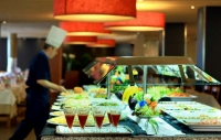 Buffet Aqua Hotel Aquamarina