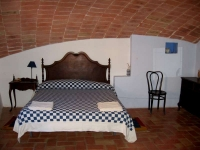 Dormitori de Can Corretjola.