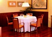 Una taula del restaurant