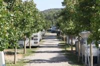 Zona de caravanes, oferim tarifes molt econòmiques per deixar la caravana tot l'any