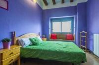 Habitació 'Siurana', una de les habitacions de matrimoni de LoRefugi