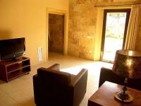 Apartament 2 - 4 PAX, detall de la sala d'estar.