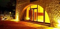 Apartament Arcada 8 - 12 PAX, vista exterior de nit.
